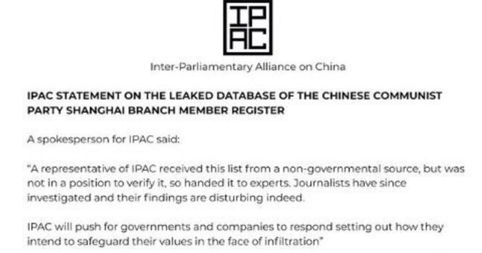 China Leak